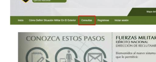 certificado de la Libreta Militar
