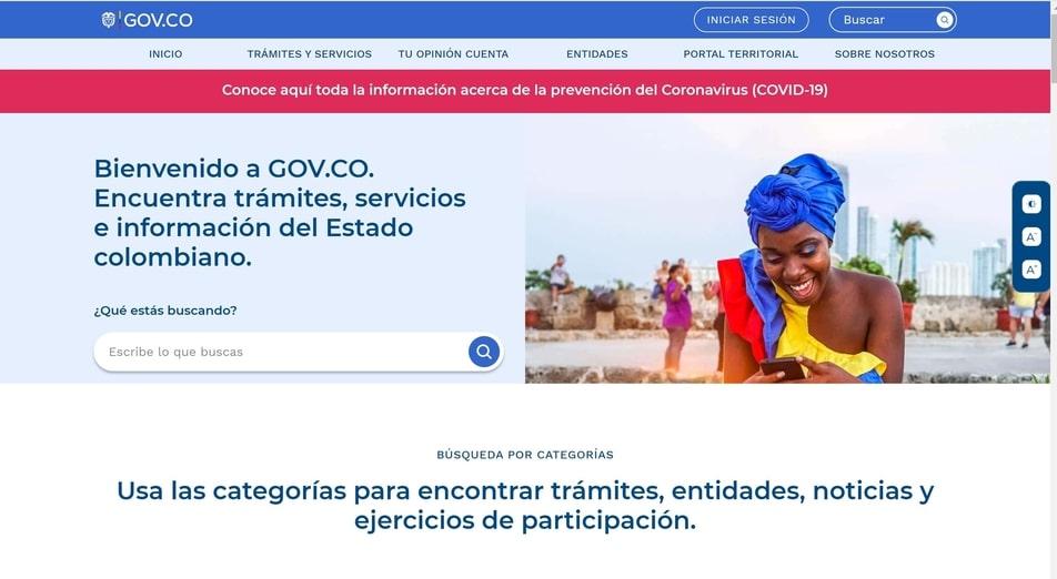 certificado de vecindad colombia